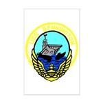 USS Bennington (CV 20) Mini Poster Print
