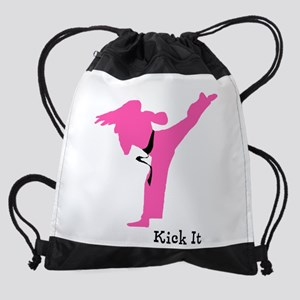 Karate Drawstring Bag