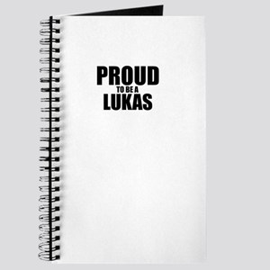 Proud to be LUKAS Journal