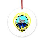 USS Bennington (CV 20) Ornament (Round)