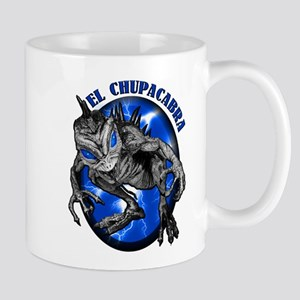 Chupacabra with Background 8 Mug