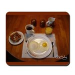 Saturday Eggs Mousepad