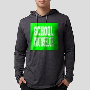 School Counselor Long Sleeve T-Shirt