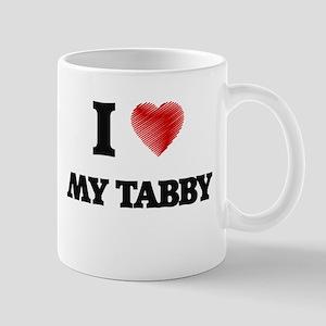 I love My Tabby Mugs