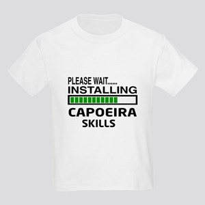 Please wait, Installing Capoeir Kids Light T-Shirt