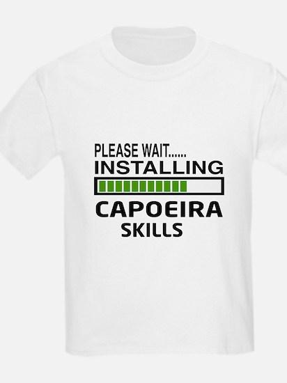 Please wait, Installing Capoeir T-Shirt