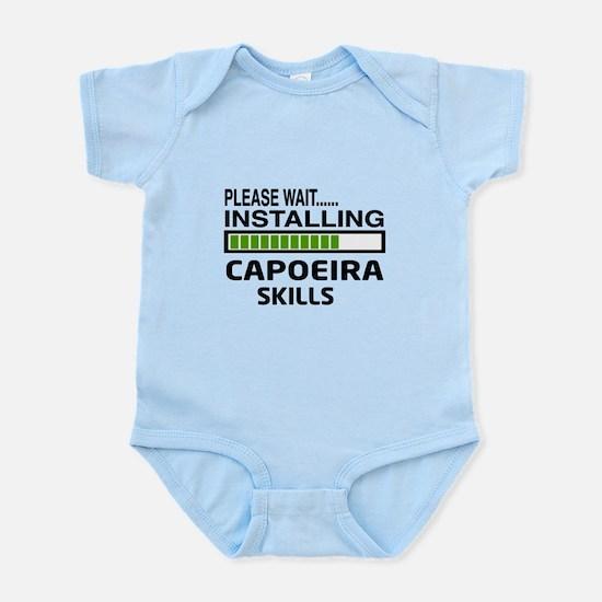 Please wait, Installing Capoeira S Infant Bodysuit