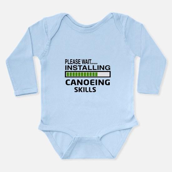 Please wait, Installin Long Sleeve Infant Bodysuit