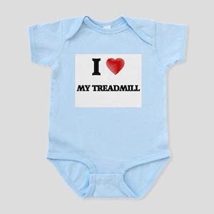 I love My Treadmill Body Suit