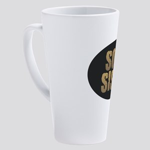 Soul Sista - Golds 17 oz Latte Mug