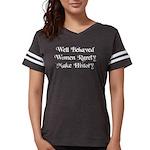 Well Behaved Womens Football Shirt