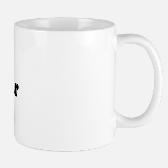 I Love My Sugar Daddy Mug
