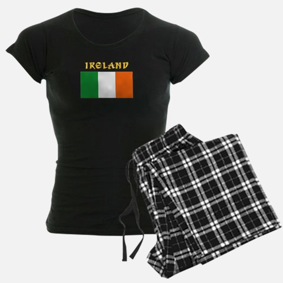 Flag of Ireland w Txt Pajamas