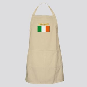 Flag of Ireland w Txt Apron
