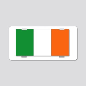 Flag of Ireland wo Txt Aluminum License Plate