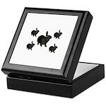 Midnight Keepsake Box