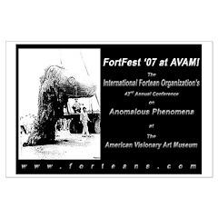 FortFest at AVAM! Posters