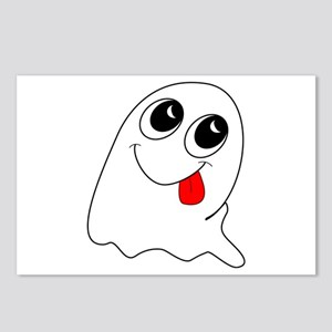 Ghost Postcards (Package of 8)