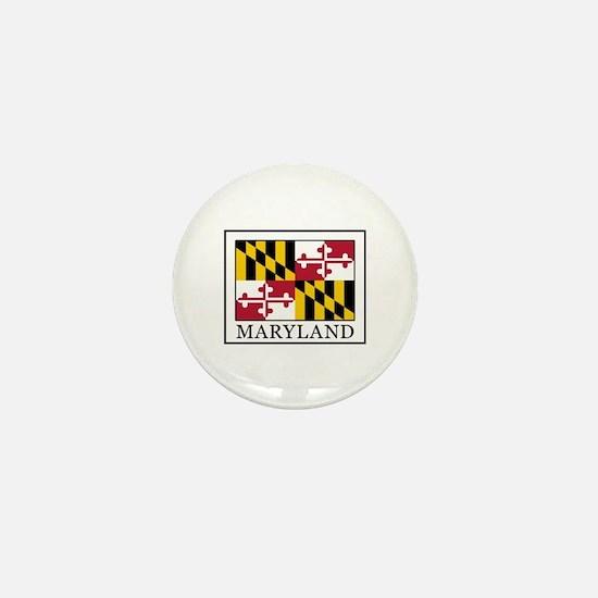 Maryland Mini Button