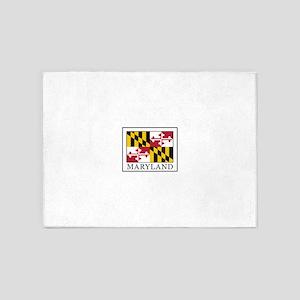 Maryland 5'x7'Area Rug
