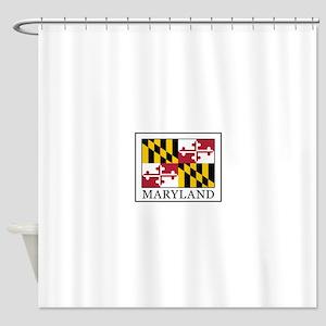 Maryland Shower Curtain