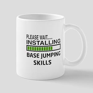 Please wait, Installing base jumping Sk Mug