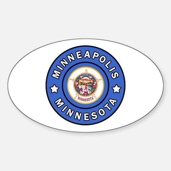 Unique Twin pride Sticker (Oval)