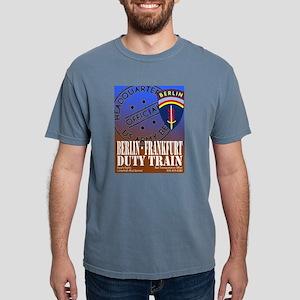 The Berlin to Frankfurt Duty T-Shirt