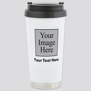 Custom Image And Text Mugs