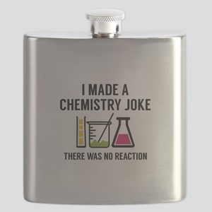 I Made A Chemistry Joke Flask