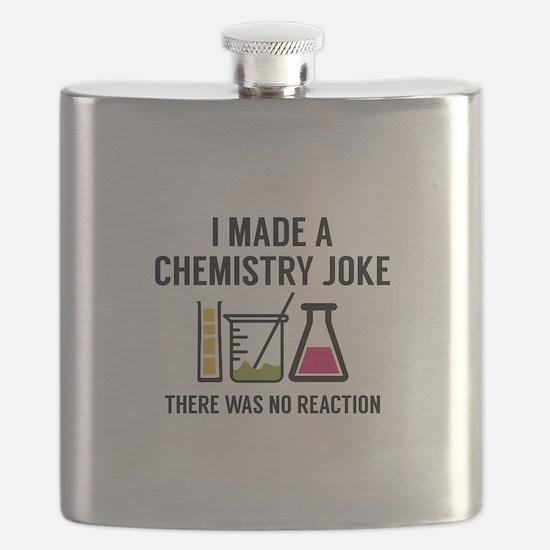 I Made A Chemistry Joke Flask