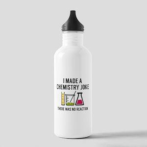 I Made A Chemistry Joke Stainless Water Bottle 1.0