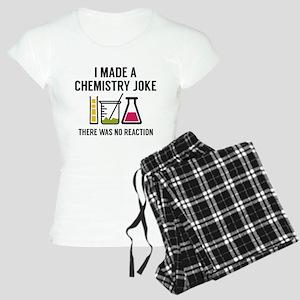 I Made A Chemistry Joke Women's Light Pajamas