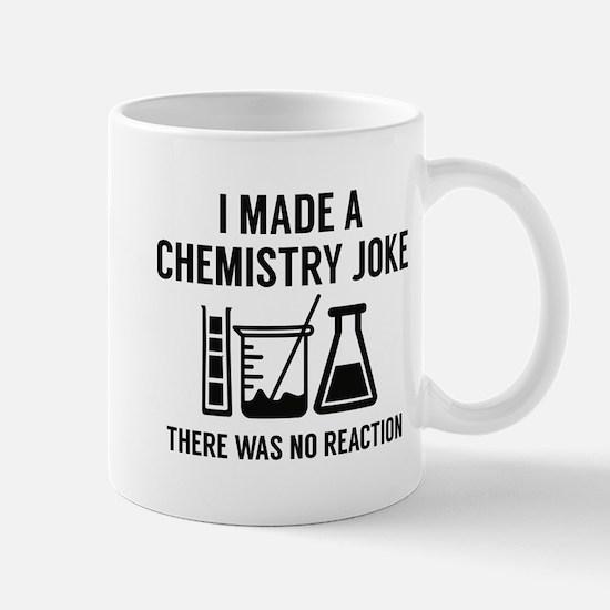 I Made A Chemistry Joke Mug