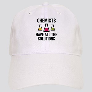 Chemists Have All The Solutions Cap