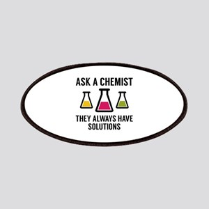 Ask A Chemist Patches