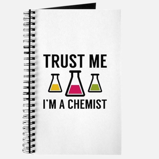 Trust Me I'm A Chemist Journal