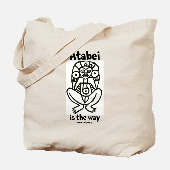 Atabei Is The Way Tote Bag