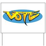 Design 160322 - Vote Yard Sign