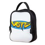 Design 160322 - Vote Neoprene Lunch Bag