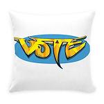 Design 160322 - Vote Everyday Pillow