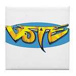 Design 160322 - Vote Tile Coaster