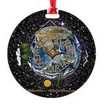Hiker's Soul Compass Space Ornament