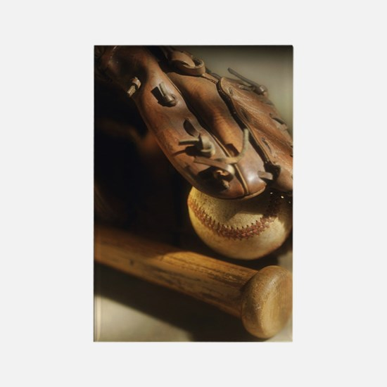 Cute Sf giants baseball Rectangle Magnet