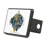 Hiker's Soul Compass Earth Hitch Cover