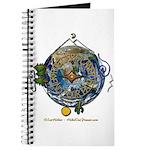 Hiker's Soul Compass Earth Journal