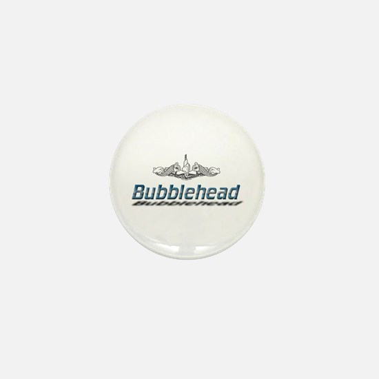 Bubblehead Mini Button