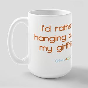 Girlfriendology Large Mug