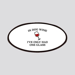 In Dog Wine Patches
