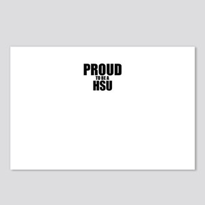 Proud to be HSU Postcards (Package of 8)